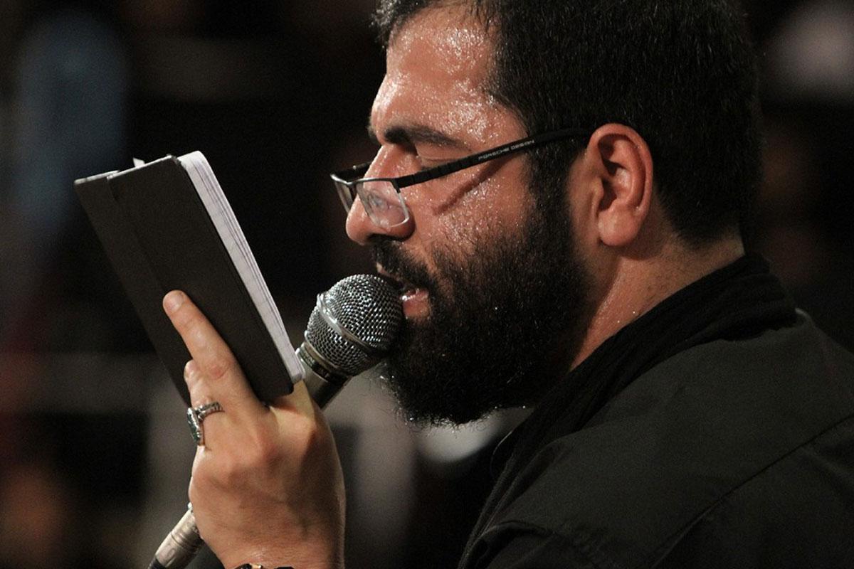 تصویر از مداحی شهادت حضرت مسلم(ع) با صدای حاج حسین سیب سرخی