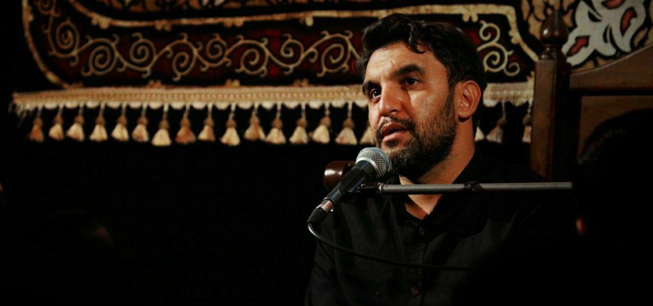 مداحی کربلایی حمید علیمی دهه اول محرم ۹۸