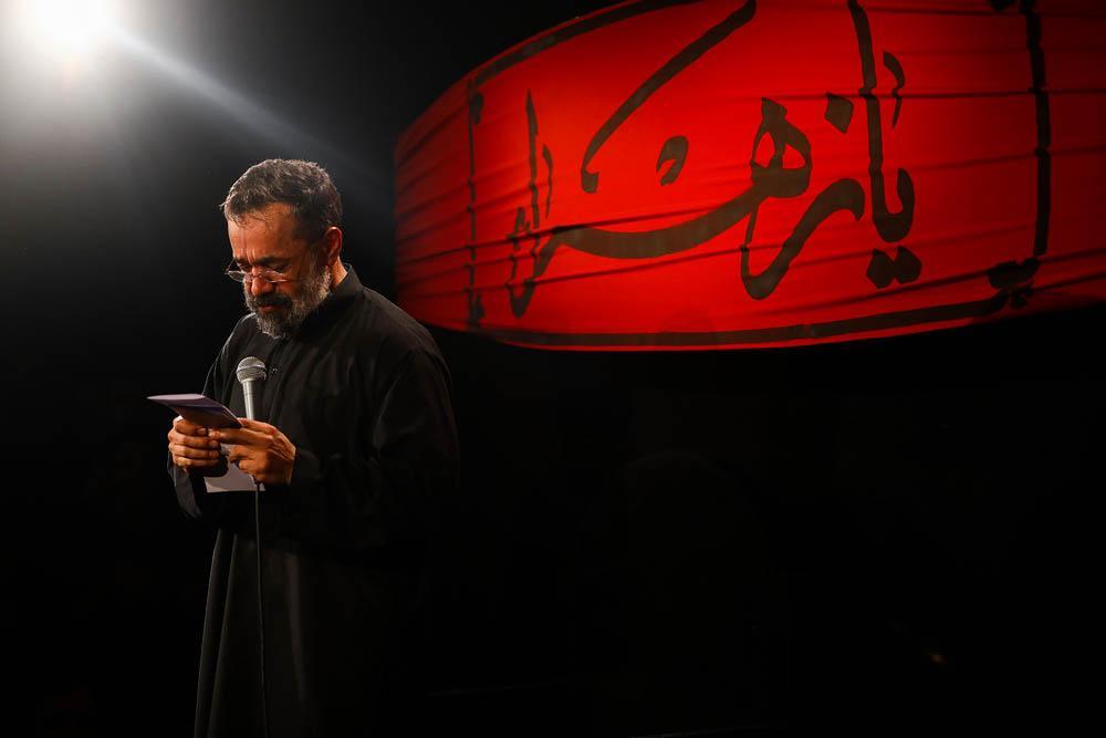 گلچین مداحی حاج محمود کریمی ویژه فاطمیه ۹۸