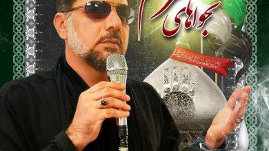 تصویر از آلبوم مداحی استودیویی نجواهای محرم با نوای حاج سید علی حلیمی